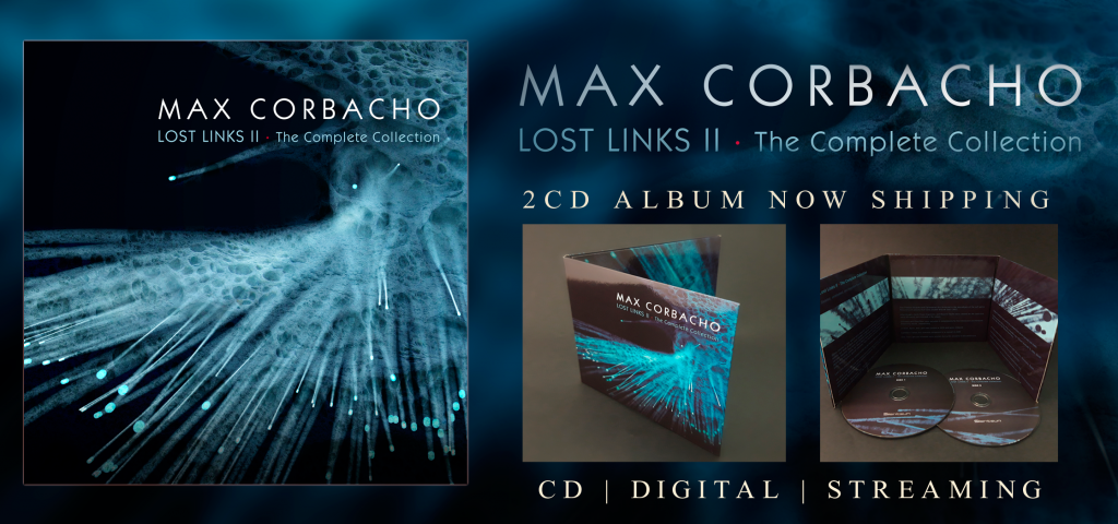 Lost Links II - The Complete Collection by Max Corbacho